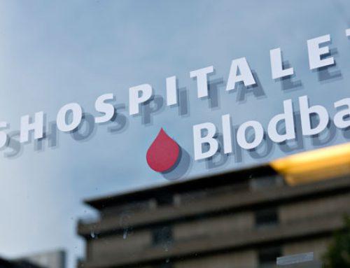 Blodbank bruger SMS til at sige tak